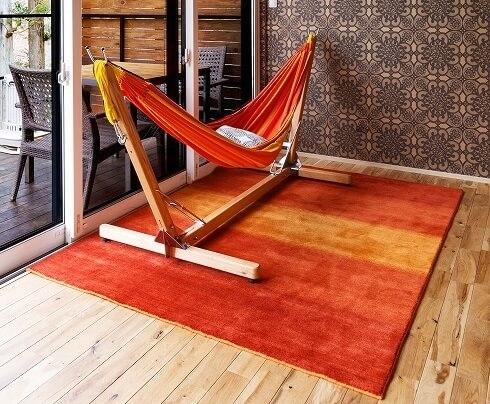 【グランピング施設】温泉グランピング シマブルー様 客室 てざわり02 ER6169(約150×200cm)