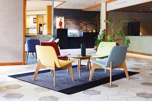 【ホテル】ホテル小柳様 ラウンジ アーバン NR5001