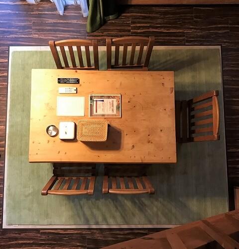【ログハウス】ホテル・ロッジ舞洲様 客室 てざわりプレーンER7008(約200×250cm)