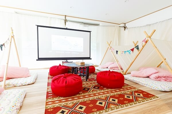 ウッドデザインパーク様 客室 リバーシブルイエニ CK4541(約170cm×240cm)