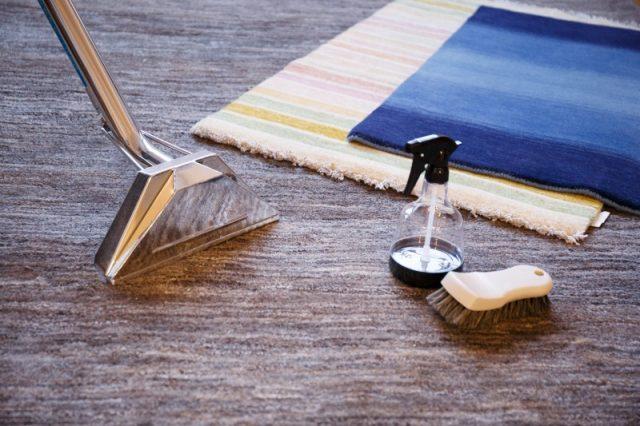 ラグケアのじゅうたん洗浄セット