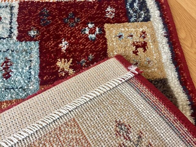 ウィルトン織りのラグイメージ