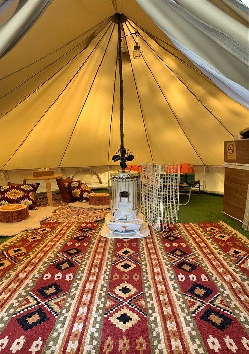 【グランピング】FLORA Campsite in the Natural Garden 様