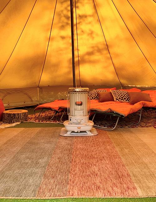 【グランピング】フローラキャンプサイト様 テント内 ER6175 Lサイズ
