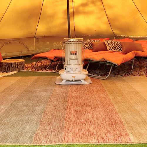 グランピング フローラキャンプサイト様 テント内 ER6175