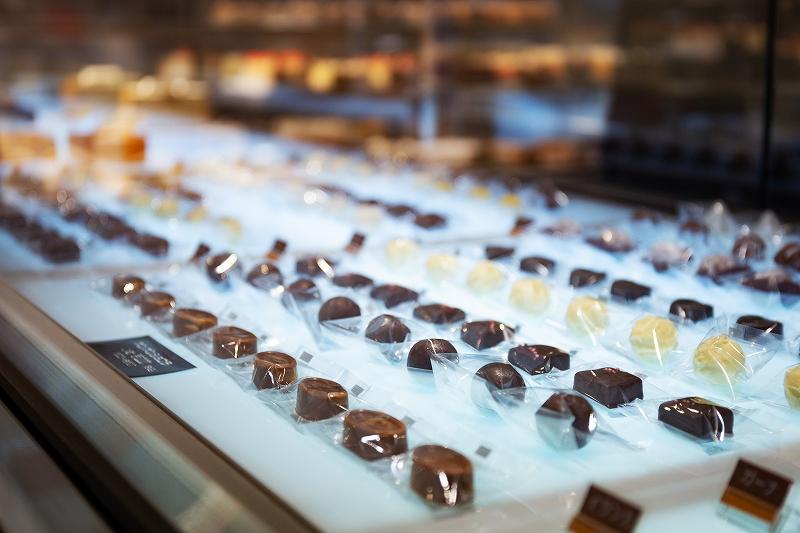 パティスリーグレヌ様 人気のチョコレート
