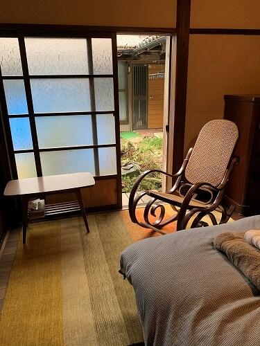 農泊ちかはぎ空の家様 客室 てざわりコレクション ER6175(約150cm×200cm)