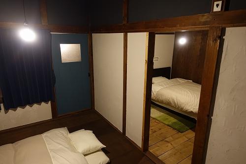 マルマド舎様 寝室 ベッドサイド ER6171